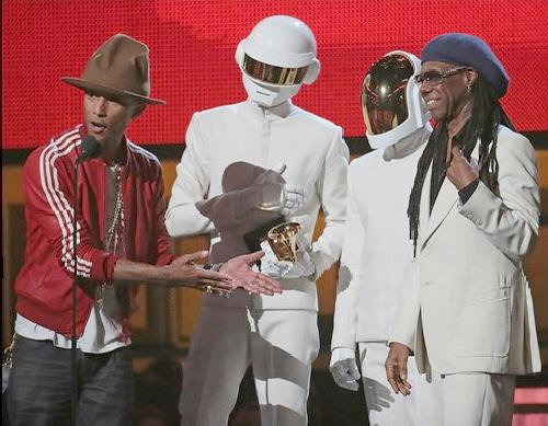 pharrell daft punk nile rodgers