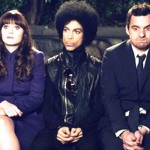 First Look: Prince on Set of Fox's 'New Girl' (Photo)
