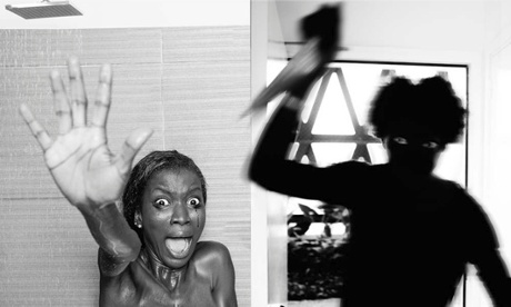 Psycho, 2013. Photograph: Antoine Tempé