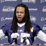 Richard Sherman Thinks John McCain Said Worse Than 'Loudmouth'