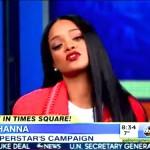 Rihanna Talks Grammy Win, MAC Viva Glam on 'GMA' (Watch)
