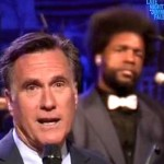 Mitt Romney Slow Jams the News on 'Fallon' (Watch)