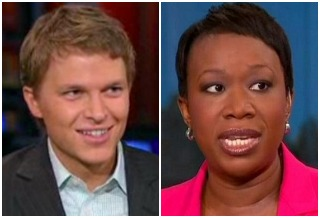 ronan farrow and joy reid