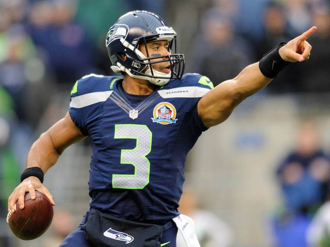 Russell Wilson Not  Black Enough