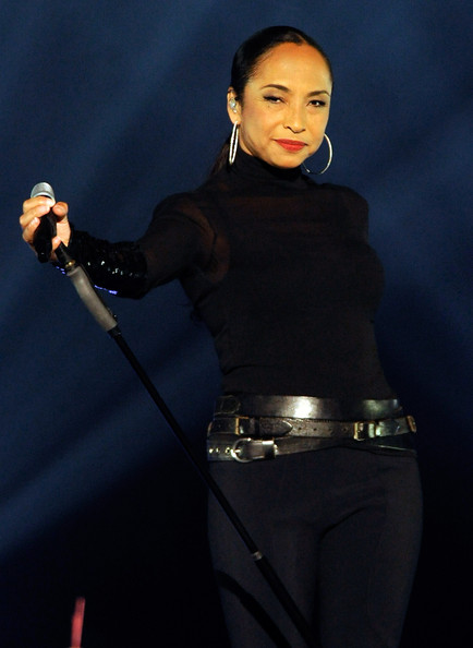 Singer Sade is 55 today