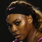 Venus Out; Serena Advances in First Round of Australian Open