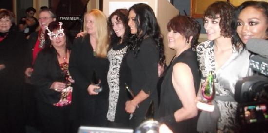 2014 She Rocks Awards Recipients