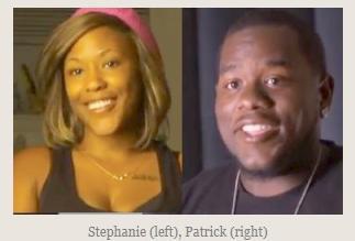 stephanie & patrick