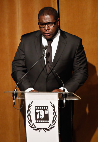Director Steve McQueen attends the 2013 New York Film Critics Circle awards at The Edison Ballroom on January 6, 2014 in New York City