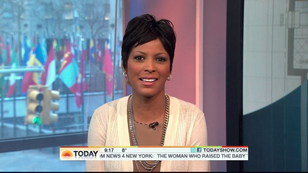 tamron hall today