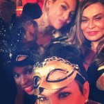 Tina Knowles' 60th Birthday Party Appears to Have Been a Blast! (Look)