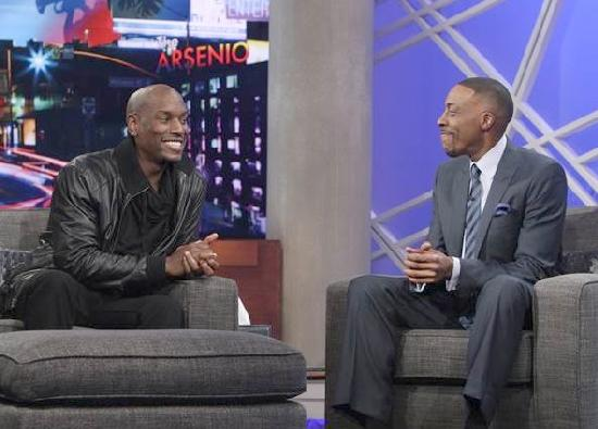tyrese (on arsenio1)