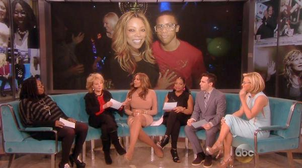 wendy williams (on the view)