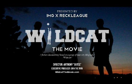 wildcat the movie poster