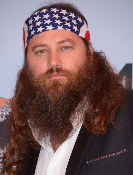 Willie Robertson attends the Big Machine Label Group CMA Awards after party on November 6, 2013 in Nashville, Tennessee