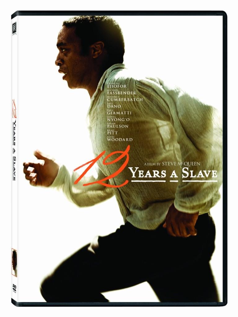 12 years dvd