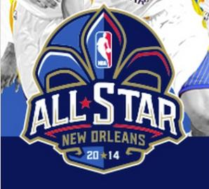 2014 all star game logo