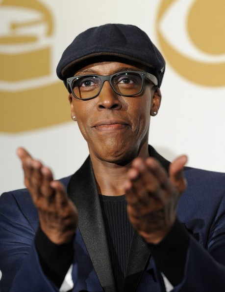 Actor-talk-show host Arsenio Hall is 58 today