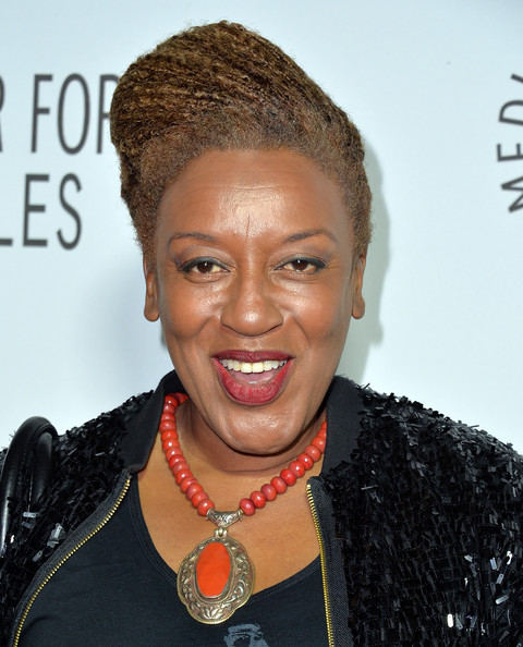 Actress C. C. H. Pounder arrives at The Paley Center for Media's 2013 benefit gala honoring FX Networks with the Paley Prize for Innovation & Excellence at Fox Studio Lot on October 16, 2013 in Century City, California