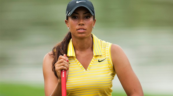 Comparisons to her uncle tiger may be inevitable but cheyenne woods