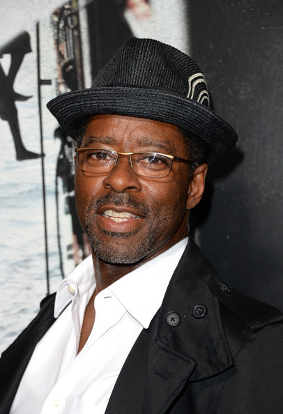 Actor Courtney B. Vance attends the premiere of Columbia Pictures' 'Captain Phillips' at the Academy of Motion Picture Arts and Sciences on September 30, 2013 in Beverly Hills, California