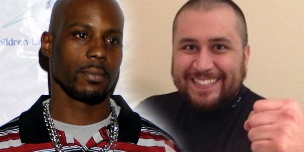DMX and George Zimmerman