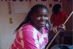 Diamond Mims was last seen at a public library in Los Angeles on Monday, Feb. 10, 2014