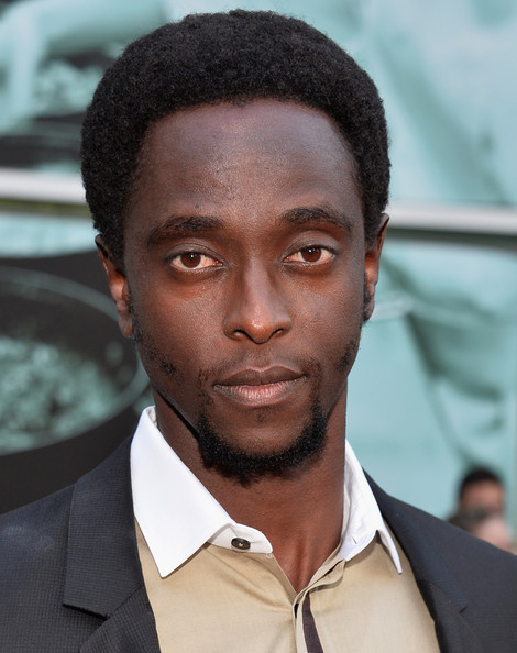 "Actor Edi Gathegi attends a special screening of Summit Entertainment's ""Now You See Me"" at the ArcLight Theaters Hollywood on May 23, 2013 in Hollywood"