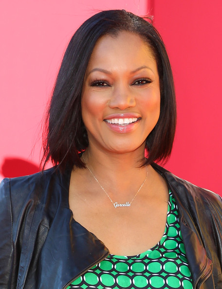 Actress Garcelle Beauvais attends the premiere of 'The LEGO Movie' at Regency Village Theatre on February 1, 2014 in Westwood, California