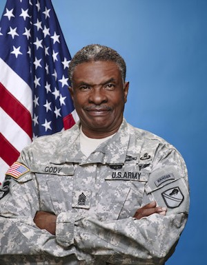 "Keith David in the FOX comedy ""Enlisted"""