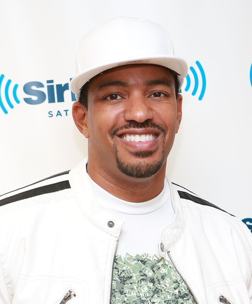 Laz Alonso visits at SiriusXM Studios on September 18, 2013 in New York City