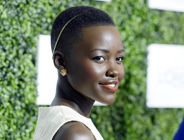 Actress Lupita Nyong'o attends 7th Annual ESSENCE Black Women In Hollywood Luncheon February 27, 2014 in Beverly Hills, California.
