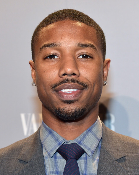 "Actor Michael B. Jordan attends Vanity Fair and FIAT celebration of ""Young Hollywood"" during Vanity Fair Campaign Hollywood at No Vacancy on February 25, 2014 in Los Angeles, California"