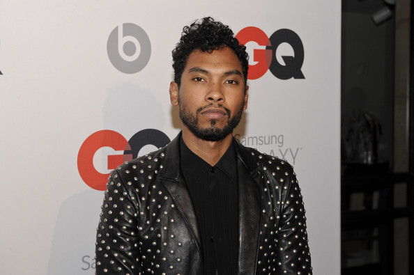 Performer Miguel attends GQ & LeBron James NBA All Star Party sponsored by Samsung Galaxy and Beats at Ogden's Museum's Patrick F. Taylor Library on February 15, 2014 in New Orleans, Louisiana