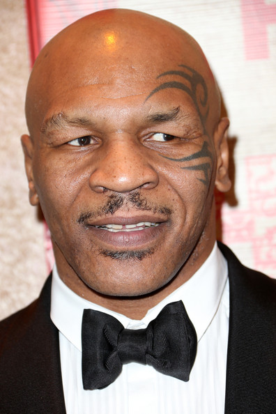 Former Boxer Mike Tyson attends HBO's Post 2014 Golden Globe Awards Party held at Circa 55 Restaurant on January 12, 2014 in Los Angeles