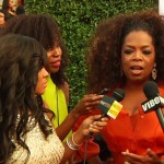 EUR On The Scene: Oprah Winfrey, Stevie Wonder, Arsenio Hall & Anthony Anderson At NAACP Awards (Watch)
