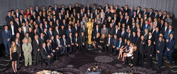 Nominees for the 86th Oscars® at the Nominees Luncheon in Beverly Hills Monday, February 10, 2014. The 86th Oscars, hosted by Ellen DeGeneres, will air on Sunday, March 2, live on ABC.