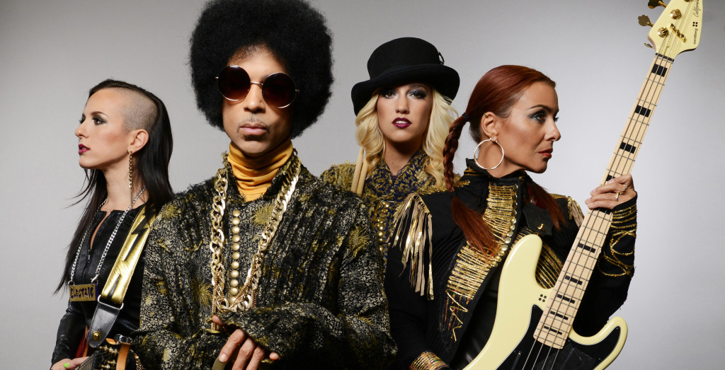 Prince and 3RDEYEDGIRL