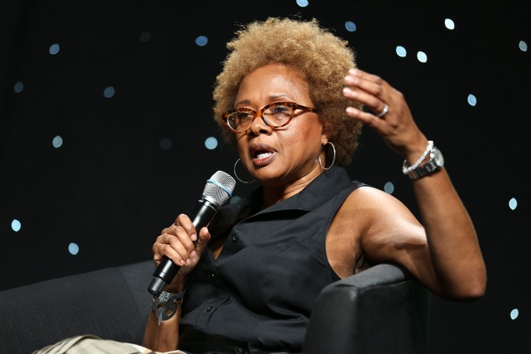 CEO of Madison Media Management Paula Madison speaks onstage during the BET Revealed Seminars during the 2013 BET Experience at JW Marriott Los Angeles at L.A. LIVE on June 29, 2013 in Los Angeles