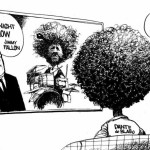 The Roots' Questlove Diggin' His Bramhall's World 'Tonight Show' Cartoon