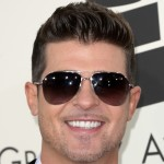 Robin Thicke Thanks Fans for Support Through Separation
