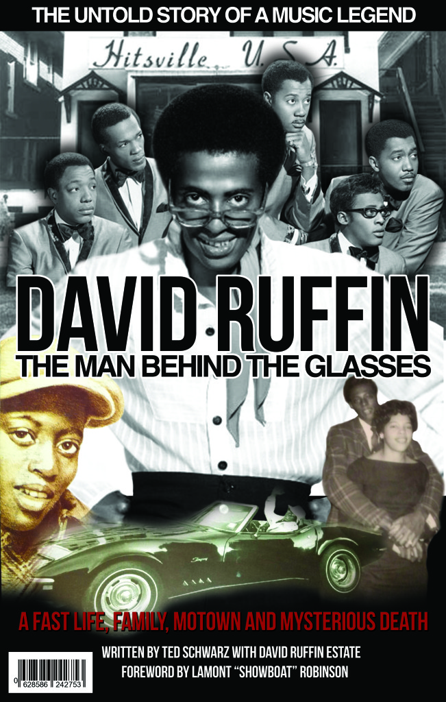 The Man Behind the Glasses - David Ruffin