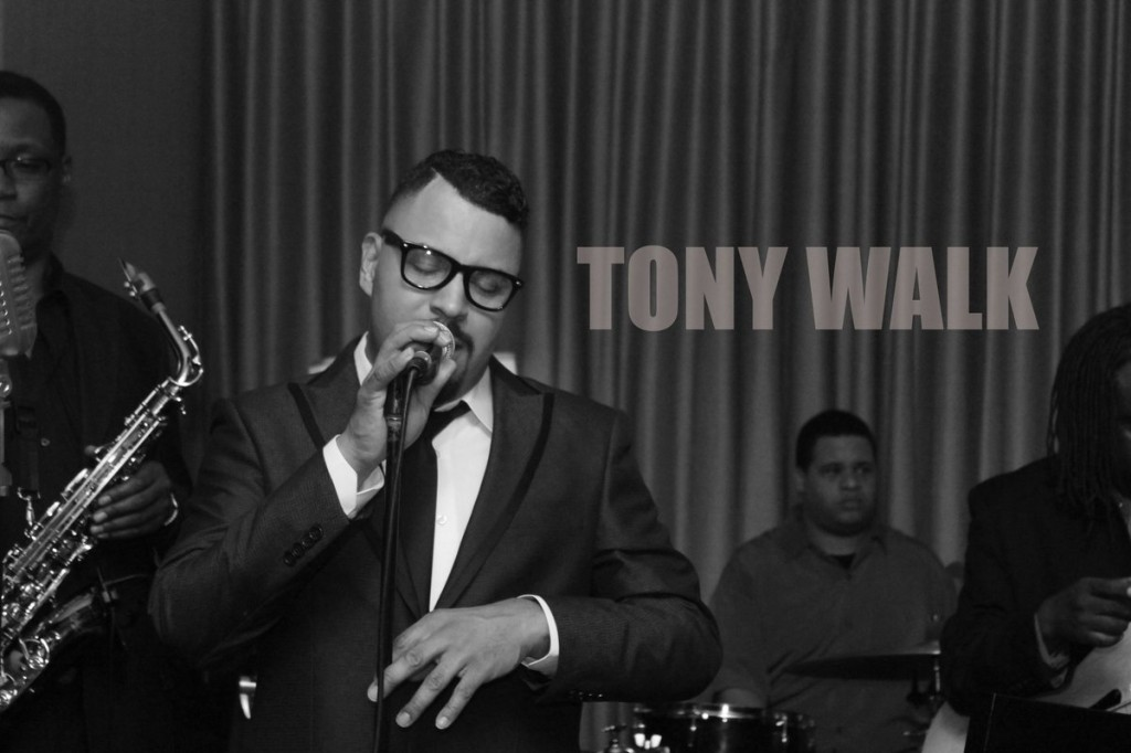 A new star is born! Tony Walk sings My Funny Valentine in new video release.