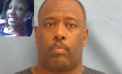 Willie Noble is charged with 1st-degree murder of 15-year-old Adrian Broadway (pictured inset) in Little Rock, Arkansas