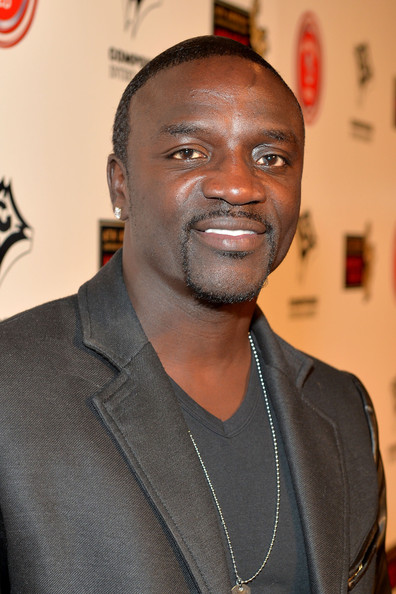 Singer Akon is 41 today