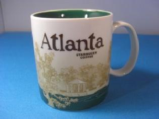 atlanta icon - coffee cup
