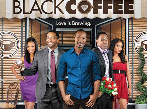 black coffee (poster)