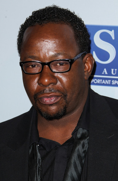 Singer Bobby Brown is 45 today