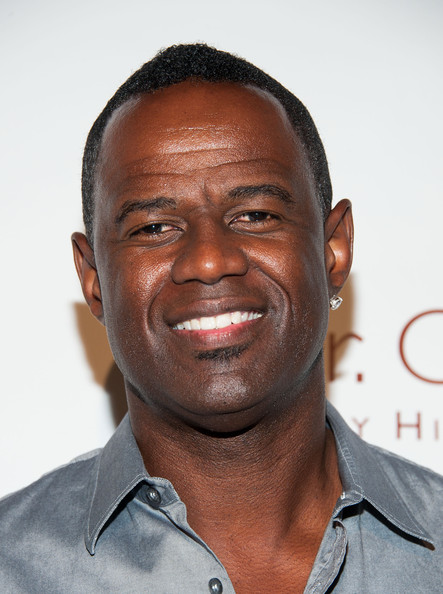Brian McKnight attends Los Angeles Confidential's Annual Pre-Emmy Kick-Off Celebration Hosted By Morena Baccarin at Mr. C Beverly Hills on September 19, 2013 in Beverly Hills, California
