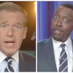 Brian Williams Apologizes to Arsenio Hall for Leaving Him Off Late-Night Host List/Montage